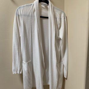 Calvin Klein lightweight Wrap  - white